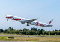 Panamá y China preparan primer vuelo