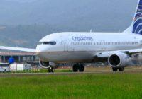 Tráfico de pasajeros de Copa Holdings subió 5.8% en enero