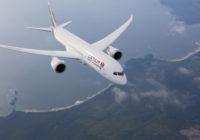 LATAM proyecta crecimiento de hasta de 7% en flujo de pasajeros