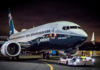 Boeing anunció que reducirá la producción de su modelo 737 MAX