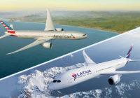 Impulsarán tráfico aéreo entre EEUU y Brasil