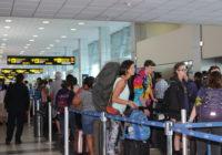 Demanda de pasajeros se hundió un 52,9% en marzo de 2020 debido a la pandemia del COVID-19