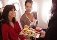 Iberia recicla residuos de catering a bordo de sus vuelos largos