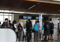 Registran fuerte demanda de pasajeros en mayo