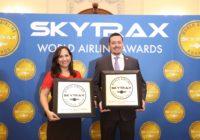 Copa Airlines recibe reconocimiento de Skytrax