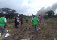 Accidente de Aeroméxico sin víctimas mortales