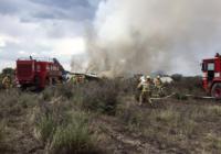 Aeroméxico asiste a los afectados del accidente