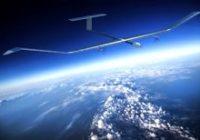 Airbus presenta dron que funciona con energía solar