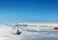 American Airlines despedirá a 19.000 empleados en octubre, si no recibe ayuda