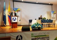 En Bogotá se realiza el III Encuentro de Aeropuertos Sostenibles