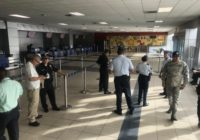 Aeropuerto de Tocumen evaluó reacción ante amenaza de bomba