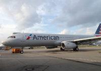 American Airlines introduce nuevo avión para servicio transcontinental