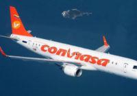Conviasa retomó vuelos desde Caracas hacia Panamá