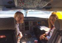 Vuelo de Iberia Madrid – Santo Domingo fue atendido por mujeres