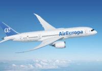 Air Europa lista para entrar al mercado panameño