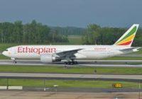 Defecto en un sensor causó la caída del avión de Ethiopian Airlines