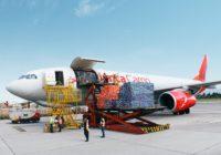 Capacidad insuficiente amortigua la carga aérea en agosto