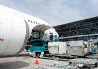 Demanda de carga aérea se contrajó 4.7% en abril