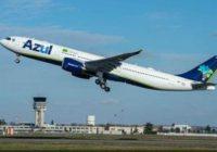 Azul recibe el primer Airbus A330neo de las Américas