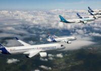Airbus logró negociar 363 aviones comerciales en el París Air Show