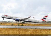 Conozca las últimas noticias de la industria aérea global: British Airways retira la flota del 747 con efecto inmediato