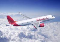 Las últimas noticias de la industria aérea global: Avianca reanudará los vuelos nacionales en Colombia desde el 1 de septiembre