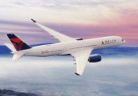 Las últimas noticias de la industria aérea global: Delta obtiene $9 mil millones en la venta de deuda de aerolíneas más grande de la historia