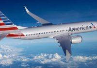 American Airlines suspende el servicio a 15 mercados en octubre cuando expira el compromiso de servicio de la Ley CARES