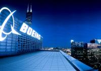 Boeing anuncia que no planea solicitar apoyo del gobierno en este momento