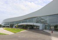 Nueva autoridad de la ATP constató obras del Centro de Convenciones Amador