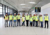 Supervisan avances de la terminal 2 del aeropuerto de Tocumen