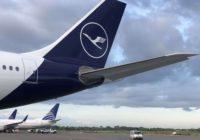 El Grupo Lufthansa ha transportado alrededor de 90.000 pasajeros en vuelos humanitarios por el COVID-19