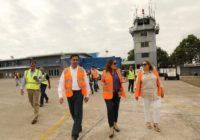 Más de 131 mil pasajeros movilizó aeropuerto Enrique Malek en 6 meses