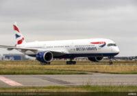 Las últimas noticias de la industria aérea global: British Airways no sobrevivirá si persisten las cuarentenas