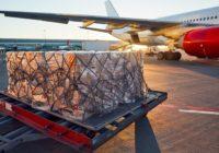 La demanda de carga aérea de julio es estable, la capacidad sigue siendo limitada