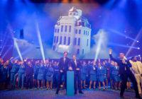 Así festejó KLM su centenario en el mundo de la aviación
