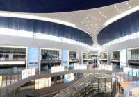 Delta se muda a la nueva terminal satelital en el Aeropuerto Internacional de Shanghai Pudong