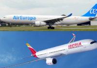 Noticias: Iberia y Air Europa, obligadas a reinventarse al ser las más afectadas