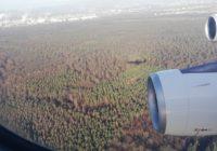 El futuro de la aviación será verde