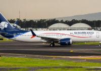 Las últimas noticias de la industria aérea global: Aeroméxico obtiene un financiamiento de 1,000 millones de dólares como parte de su reestructura
