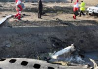 Cronología de la caída del avión ucraniano en suelo iraní