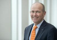 Este fue el mensaje del nuevo CEO de Boeing, David L. Calhoun