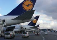 Lufthansa reducirá en 25% sus vuelos por el coronavirus