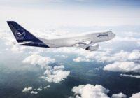 Las aerolíneas del Grupo Lufthansa continuarán operando en los EE.UU.