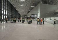 Aeropuerto Internacional de Tocumen inicia proceso de recepción de infraestructura de la Terminal 2
