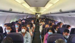 Noticias: El riesgo de exposición al coronavirus en los aviones es muy bajo, según un estudio de defensa de EE. UU.