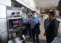 Aeropuerto de Tocumen recibe donación de cámaras térmicas para medición de temperatura