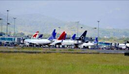 Demanda de pasajeros se redujo el año pasado en un 65,9% en comparación con 2019