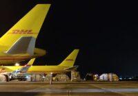 La carga aérea mejora en junio, aunque a un ritmo lento