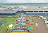 Estación del Metro del Aeropuerto Internacional de Tocumen tiene un 38% de avance